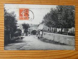 CPA Souillac Bernichou Et Entreprise Des Tabacs 1918 - Souillac