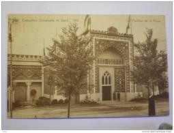 Gent Gand Exposition Universelle 1913 (star) Le Pavillon De La Perse Uitgever: / Héliotype De Graeve - Gent