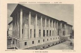 Exposition Coloniale Internationale, Paris 1931, Musée Des Colonies (pk60322) - Exposiciones