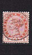 MAURITIUS [1891] MiNr 0077 ( O/used ) - Mauritius (1968-...)