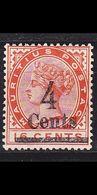 MAURITIUS [1900] MiNr 0093 ( O/used ) - Mauritius (1968-...)