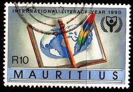 MAURITIUS [1990] MiNr 0713 ( O/used ) - Mauritius (1968-...)