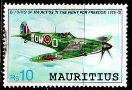 MAURITIUS [1991] MiNr 0724 ( O/used ) Flugzeuge - Mauritius (1968-...)