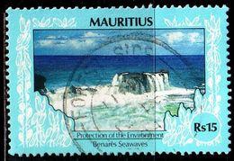 MAURITIUS [1991] MiNr 0729 Y I ( O/used ) Landschaft - Mauritius (1968-...)