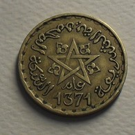 1952 - Maroc - Morocco - 1371 - 10 FRANCS, Mohammed V, Y 49 - Morocco