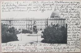 Germany Berlin 1903 Luftgarten Schloss - Non Classificati