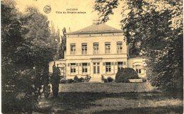JAUCHE  Villa Du Notaire Scheys. - Orp-Jauche
