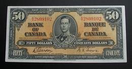 Canada 50 Dollars 1937 - Canada