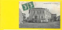 FONTAINE Rue De La Poste (Guicheteau) Chte Mme (17) - France