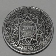 1947 - Maroc - Morocco - 1366 - 10 FRANCS, Empire Chérifien, Mohammed V, Y 44 - Morocco