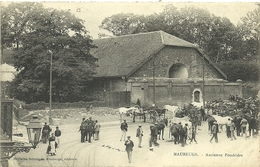 ( MAUBEUGE )( 59 NORD   )  ANCIENNE POUDRIERE - Maubeuge