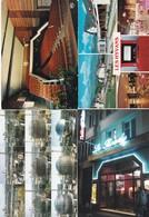 Lot 3 CPM + 1 Flyer 10X15 . Salles De CINEMA  / SPECTACLE - Cinema