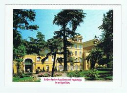 ROMA:  SCHONE  FERIEN  AUSSICHTEN  MIT  HAPIMAG  IM  EWIGEN  ROM  -  GROSSFORMAT - Hotels & Gaststätten