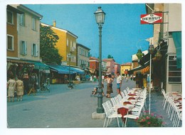 Cartolina Caorle, Rio Terrà-Centro Storico - Vicenza
