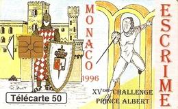 *MONACO* - Scheda Telefonica NUOVA (MINT) - Monaco