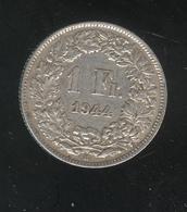 1 Franc Suisse / Switzerland 1944 Lot 3 - Switzerland