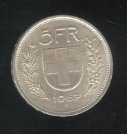 5 Francs Suisse / Switzerland 1967 - Switzerland