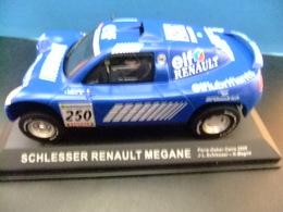 SCHLESSER RENAULT MEGANE Paris - Dakar - Cairo 2000 J-L Schlesser - H. Magne - Carros