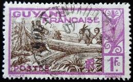GUYANE Yt 124 - Guyane Française (1886-1949)