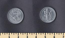 New Caledonia 50 Centimes 1949 - New Caledonia
