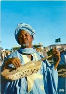 AFRIQUE Musicien - Mauritania