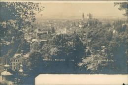 Ansichtskarte Thun Thoune Blick Auf Die Stadt 1909  - BE Berne