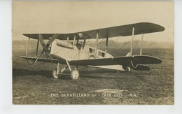AVIATION - Avion THE De HAVILLAND Or AIR-CO 4A - ....-1914: Précurseurs