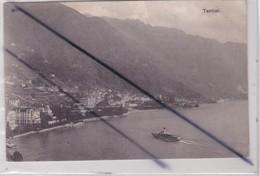 Suisse ; Territet (Lac ,bateau Vapeur,vue Générale..) - VD Waadt