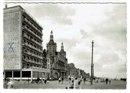 Nieuwpoort-Bad - Hotel Sandeshoved - Zeedijk - Circulée - 2 Scans - Nieuwpoort