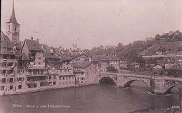 Bern, Aare Und Alte Nidekbrücke (3658) - BE Berne