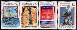 Trinidad & Tobago - 1984 - 150th Anniversary Of Emancipation - Mint Stamp Set - Trinidad & Tobago (1962-...)