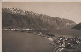 Schweiz - Melide - La Punta E Monte Generoso - 1926 - TI Tessin