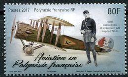 Polynésie, N°1147** Y Et T - Polynésie Française