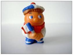 Kinder Ferrero - Fana Foot - Yvon Gagner - Montabili