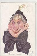 Diskretion Nebensache - Sign. - 1913        (190503) - Illustrateurs & Photographes