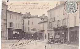 BLAYE  -  LA PLACE RABOLTE - Blaye