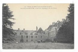 Piré  (cpa 35)   Le Château à M. Paul Caron   -  L 1 - Autres Communes