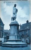 Belgique - Edit. S.B.P. N° 41 -Bruges - Statue Memling - Brugge