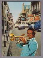 Motiv Musik AK Hazy Osterwald New Orleans - Musique Et Musiciens
