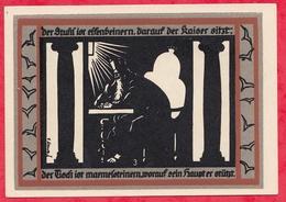 Allemagne 1 Notgeld De 50 Pfenning  Stadt Rossla  Dans L 'état  - N°3639 - [ 3] 1918-1933 : Repubblica  Di Weimar