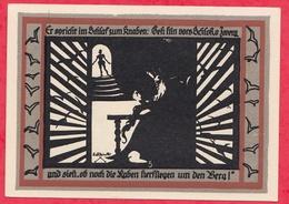 Allemagne 1 Notgeld De 50 Pfenning  Stadt Rossla  Dans L 'état  - N°3641 - [ 3] 1918-1933 : Repubblica  Di Weimar