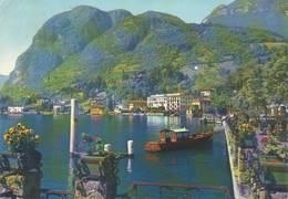 Menaggio (  Como )  - Lungolago  - Viaggiata - Como