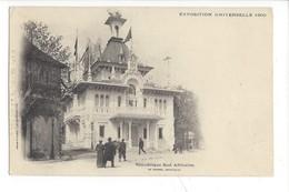 21980 -  Paris Exposition Universelle 1900 République Sud Africaine - Ausstellungen