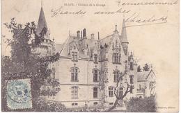 BLAYE  -  CHATEAU DE LA GRANGE - Blaye