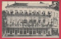 Bruxelles - Café-Restaurant Régina ... Porte De Namur - 1906 ( Voir Verso ) - Cafés, Hotels, Restaurants
