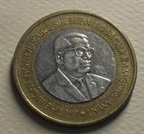2007 - Maurice - Mauritius - 20 RUPEES, 40è Anniv Banque Ile Maurice, KM 66 - Mauricio
