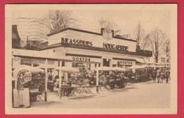 Brouwerij / Brasseries Hougaerde - Pavillon - Expo Bruxelles 1935 ( Voir Verso / Verso Zien ) - Cafés, Hotels, Restaurants