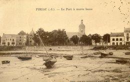 546.   Le Port à Marée Basse - Piriac Sur Mer