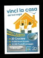 Gratta E Vinci Euro Spin - Vinci La Casa - Biglietti Della Lotteria