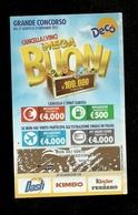 Gratta E Vinci Decò - I Mega Buoni - Biglietti Della Lotteria